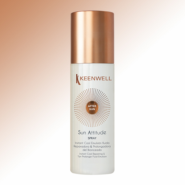 After Sun - Instant Cool Repairing & Tan Prolonger Fluid Emelsion