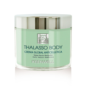 Thalasso Body - Anti-Cellulite Global Cream Tripple Reducing Effect