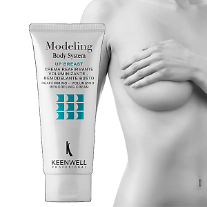 MODELING BODY SYSTEM UP BREAST REAFFIRMING - VOLUMIZING - REMODELING BUST CREAM