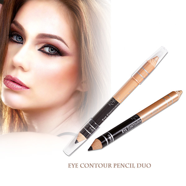 Eye Contouring Pencil Duo