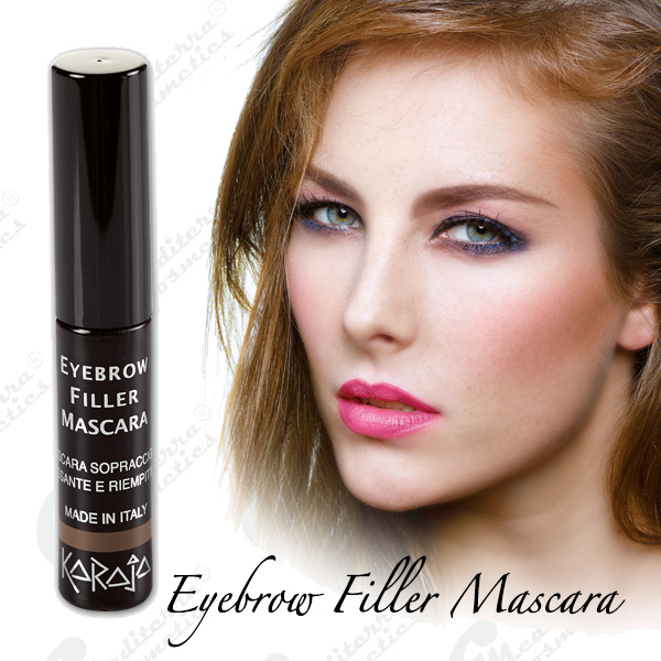 EYEBROW FILLER MASCARA