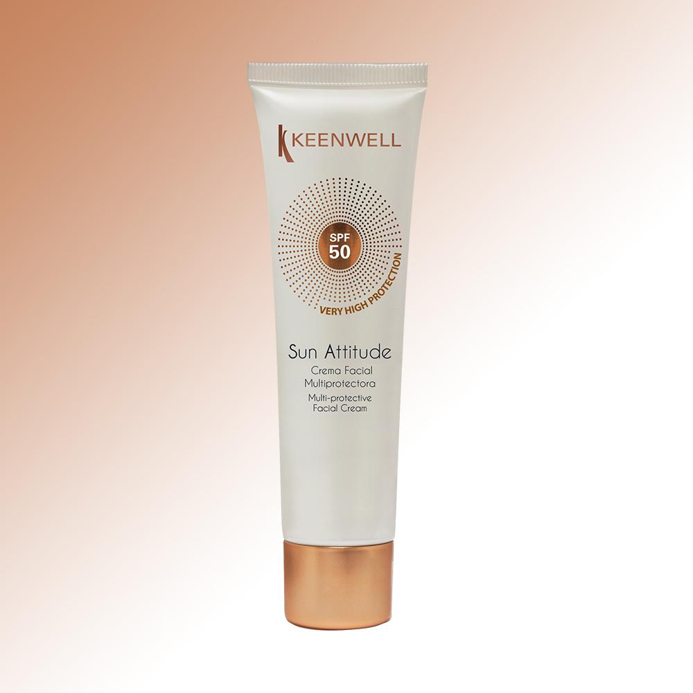 Multi-protective Face Cream SPF 50