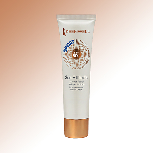 Multi-protective Sport Facial Cream SPF 50+