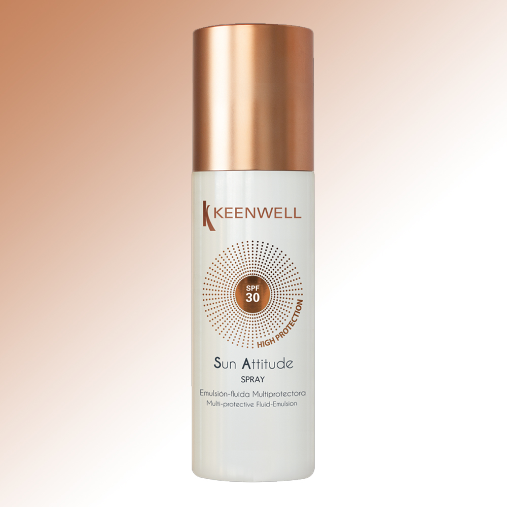 Multi-protective Fluid Emulsion SPF 30