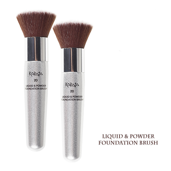 Liquid Powder & Foundation Brush