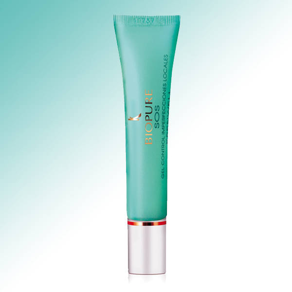 BIOPURE SOS CONTROL GEL FOR LOCALIZED BLEMISHES