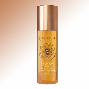 Multi-protective Tan Booster Dry Oil SPF 30