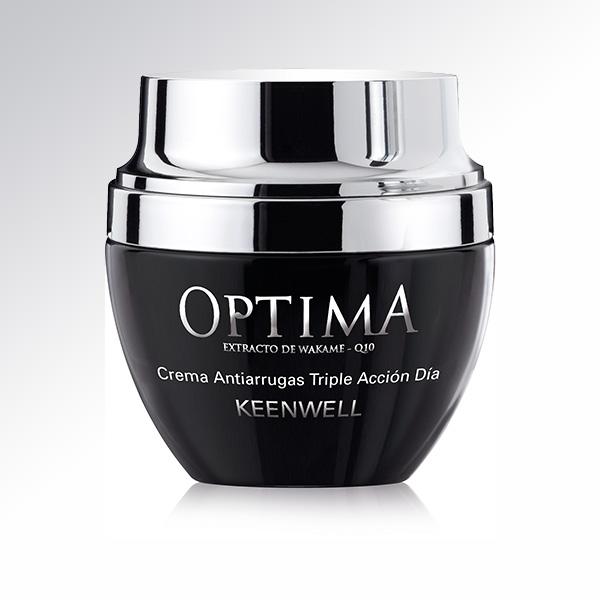 OPTIMA - ANTI-FALTEN TRIPLE ACTION DAY CREAM